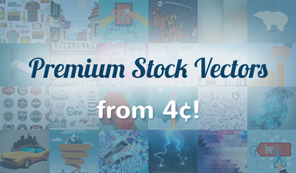 The Best Alternative to Conventional Stock Vector Libraries