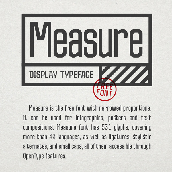 100 Greatest Free Fonts for 2016 - 90