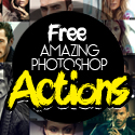 Post Thumbnail of 25 Amazing Free Photoshop Actions for Photographers