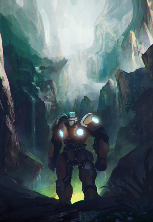 30 Awesome Inspirational Digital Concept Art and Illustrations  - 28