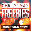 Post Thumbnail of Christmas Freebies (26 Photoshop Free PSD Files)