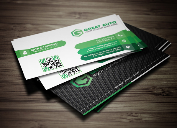 Free Creative Business Card Template