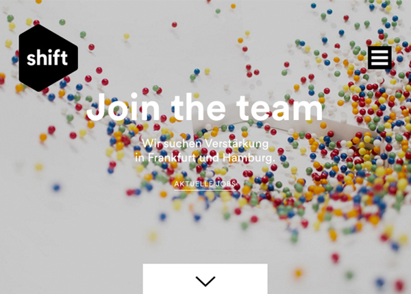 32 HTML5 Websites Examples Of Design with HTML5 - 24