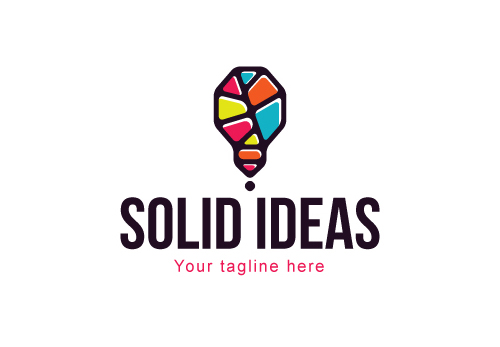 Solid Ideas - Creative & Abstract Logo Template