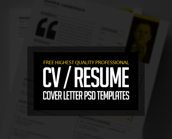 Obtain Catchy Cover Letter Template For Resume Free  You Should Try