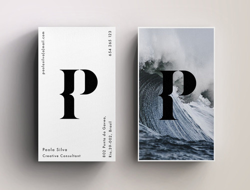 Photography Business Card Design #17