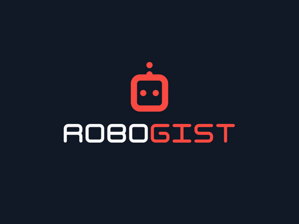 RoboGist - Logo and Mark by Mike Buttery