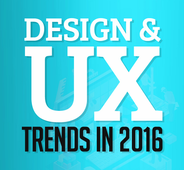 Design and UX Trends in 2016. Are Your Visitors Happy?