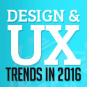 Post Thumbnail of Design and UX Trends in 2016. Are Your Visitors Happy?