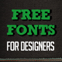 Post Thumbnail of 22 New Modern Free Fonts for Designers