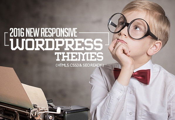 20 New Responsive WordPress Themes (HTML5, CSS3 and SEO Ready)