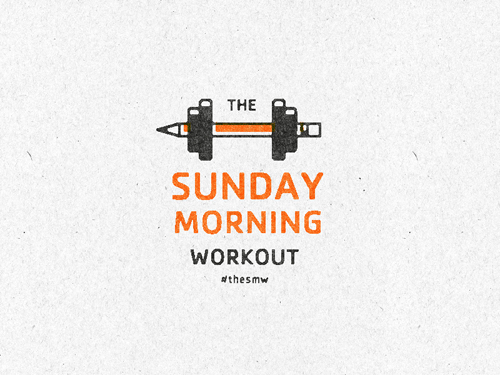 Sunday Morning Workout by Kevin Kurtovich