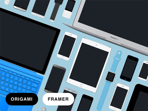 Free Facebook Devices Now in Origami and Framer