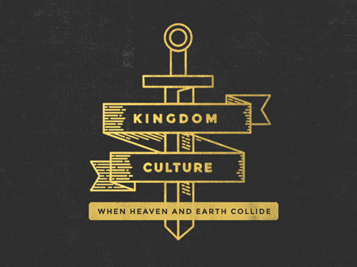 Kingdom Culture Logo by Joshua Hunt