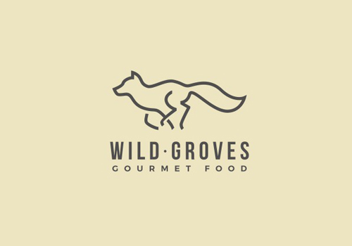 Fox Wild Groves Logo by gaga vastard