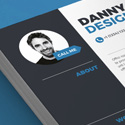 Post Thumbnail of 26 Creative CV / Resume Templates with Cover Letter & Portfolio Page