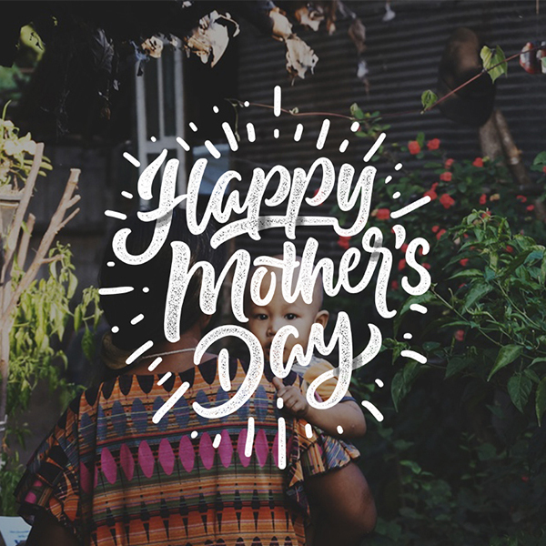 Happy Mother's Day-Lettering qoutes by Davihero