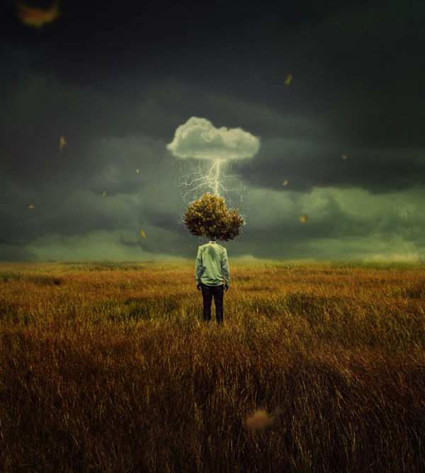 How to Create a Surreal Photo Manipulation in Adobe Photoshop