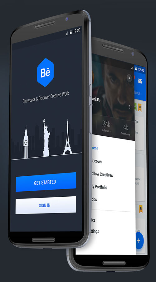 50 Innovative Material Design UI Concepts with Amazing User Experience - 16