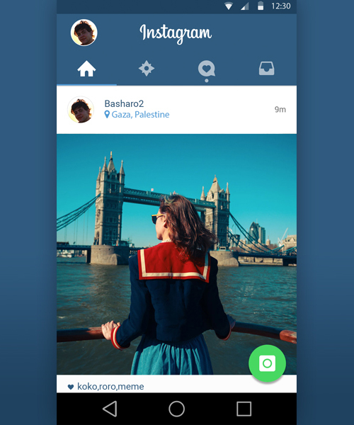 50 Innovative Material Design UI Concepts with Amazing User Experience - 49