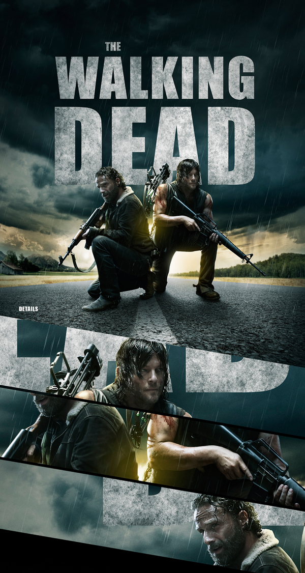 The Walkind Dead Posters