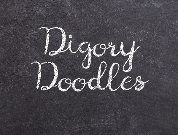 Digory Doodles free fonts