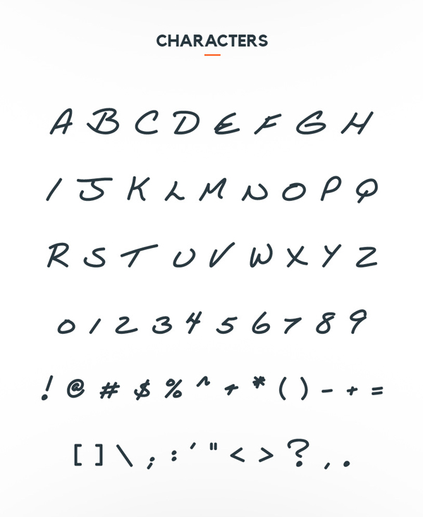 Tommy Lee fonts and letters