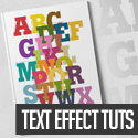 Post Thumbnail of 30 Fresh Text Effect Tutorials