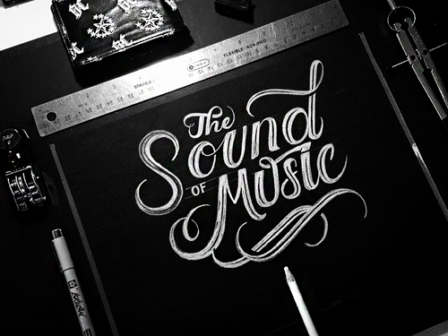Remarkable Lettering and Typography Design for Inspiration - 14