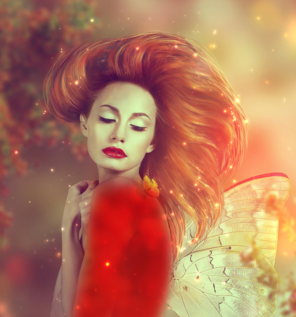 How to Create a Fantasy Fairy Photo Manipulation With Adobe Photoshop