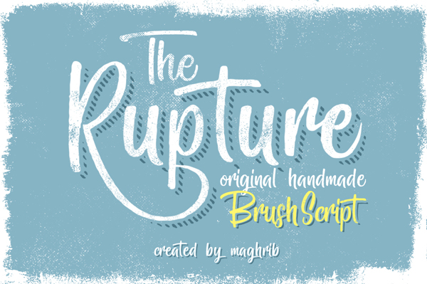 65 Brand New Fonts and Tons of Graphics