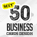 Post Thumbnail of Business Cards Design: 50+ Amazing Examples to Inspire You