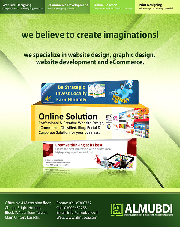 Business Corporate Flyer Template - 15