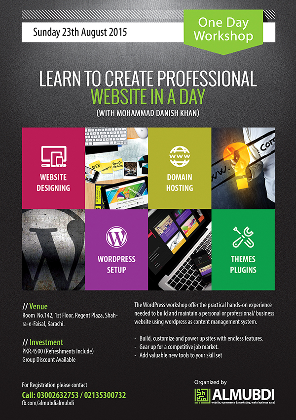 Business Corporate Flyer Template - 3