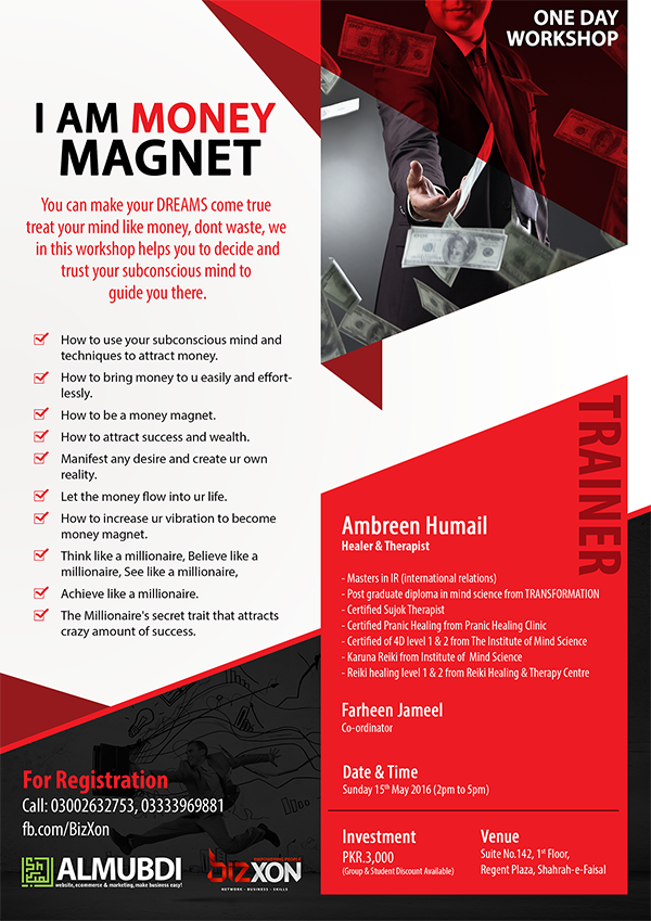 Business Corporate Flyer Template - 5