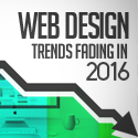 Post thumbnail of Web Design Trends Fading in 2016