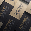 Post thumbnail of Modern Business Card PSD Templates: 27 New Design