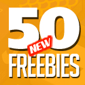 Post Thumbnail of 50 New Freebies For 2017