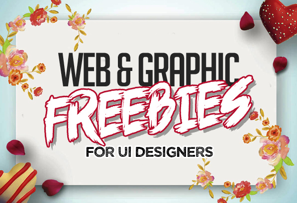 New Web & Graphic Design Freebies : 26 Resources