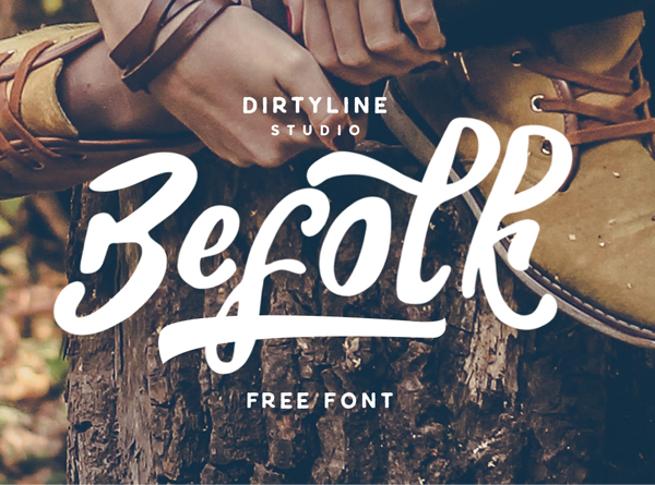 50 Best Free Fonts For 2017 - 2