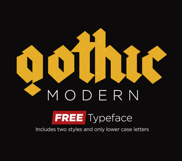 50 Best Free Fonts For 2017 - 20