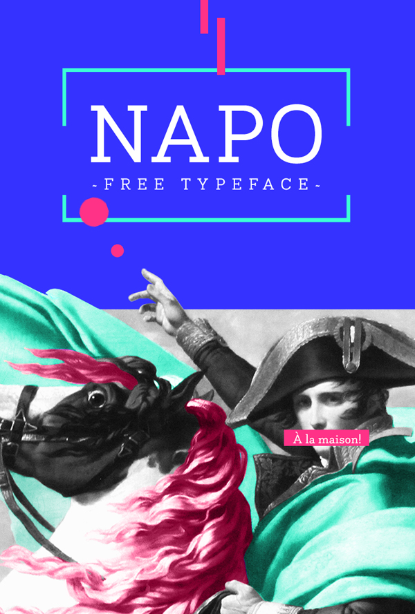 50 Best Free Fonts For 2017 - 22
