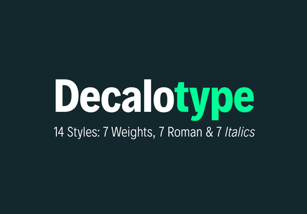 50 Best Free Fonts For 2017 - 4