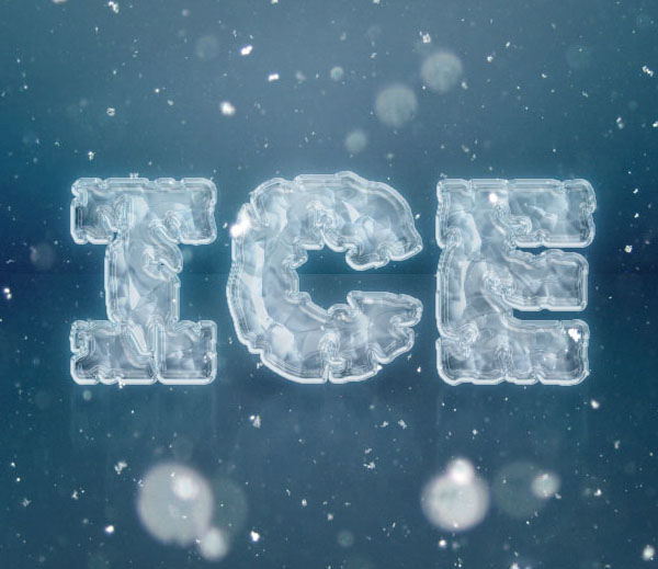 How to Create an Easy Ice Text Effect in Adobe Photoshop