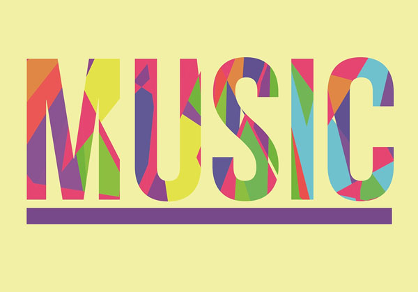 How to Create Music Typography Pop Art In Adobe Illustrator