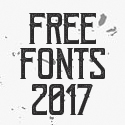 Post Thumbnail of Fresh Free Fonts 2017 For Graphic Designers
