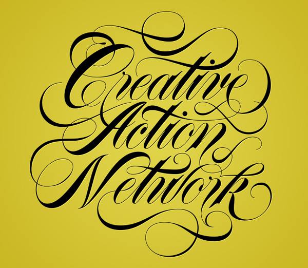 40+ Extremely Creative Typography Designs - 16