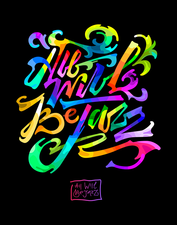 40+ Extremely Creative Typography Designs - 34