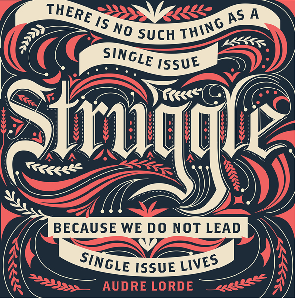 40+ Extremely Creative Typography Designs - 37