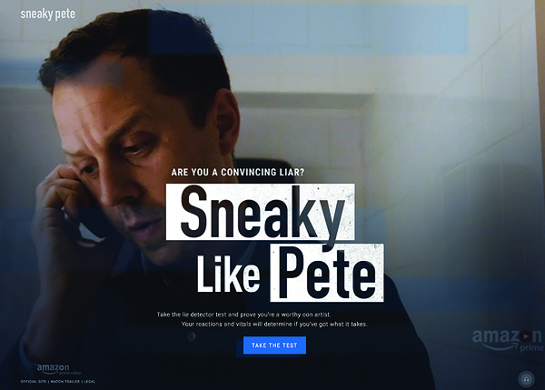27 Web and Interactive Websites for Inspiration - 1
